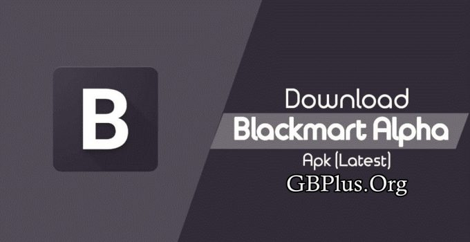 BlackMart Alpha APK
