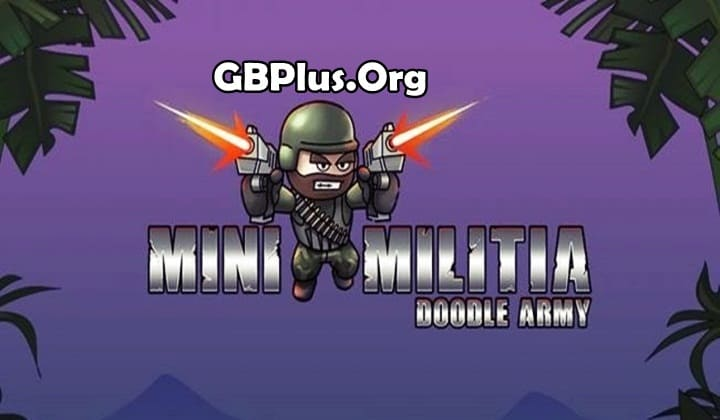 Doodle Army 2 Mini Militia Mod APK v5.3.4 Unlimited Everything Download (MOD, Unlocked)