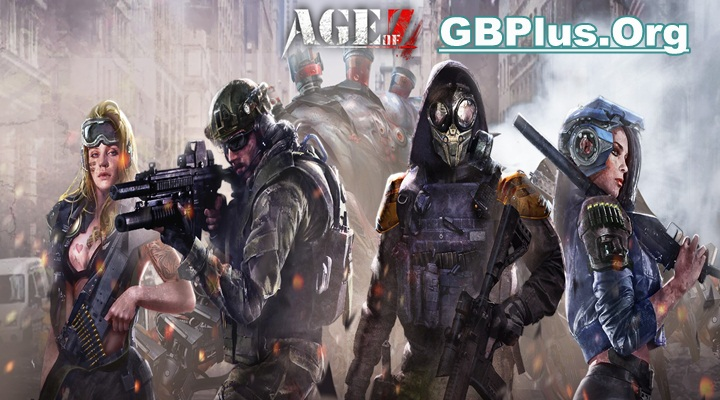 Age Of Z Apk 1.2.64 Download Mod + Data for Android