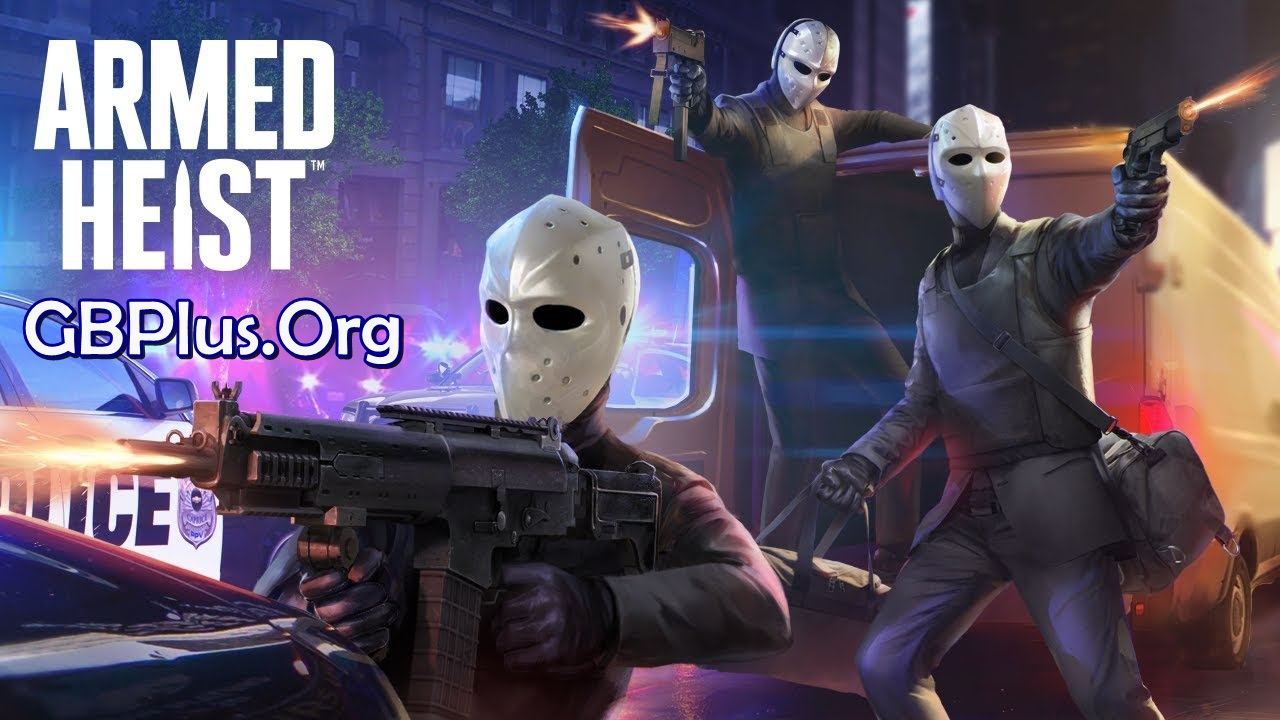 Armed Heist Apk 2.3.6 Sniper Shooting Gun Games For Android