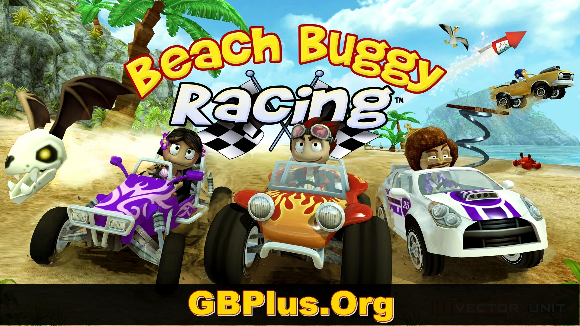Beach Buggy Racing Mod Apk 1.2.25 (MOD, Unlimited Money) For android