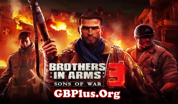 Brothers in Arms 3 Mod Apk 1.5.2a + Mod + Data for Android