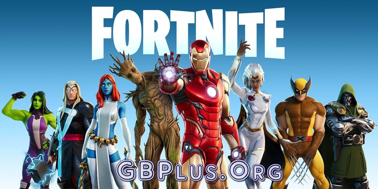 Fortnite Mod APK Download 17.10.0-16745144 For Android (GPU Fix, Devices Unlocked)