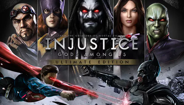 Injustice Gods in Our Mod Apk 3.3.1 Unlimited Money + OBB Data Download
