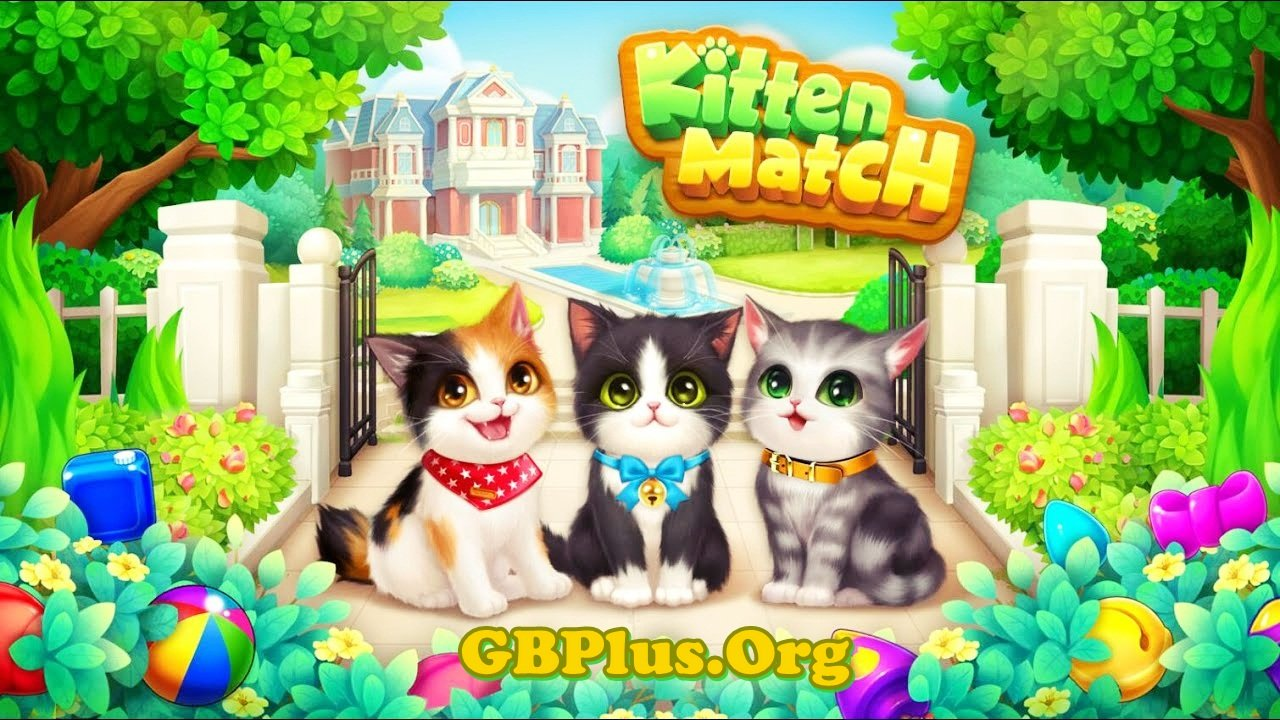 Kitten Match Apk 0.20.0 Mod (Unlimited money) for Android