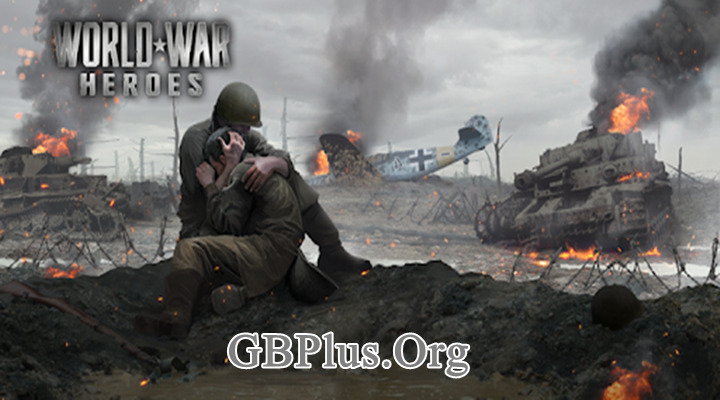 World War Heroes Apk 1.25.2 (MOD, Unlimited Ammo) Free On Android