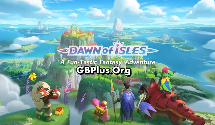 Dawn of Isles Apk 1.0.20 Download For Android + Obb