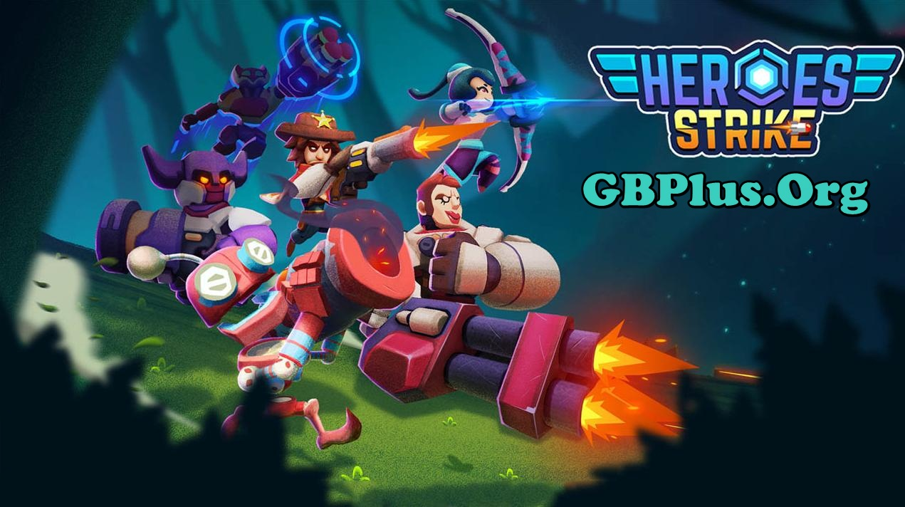 Heroes Strike Mod Apk 473 Download (Unlimited Money) for Android