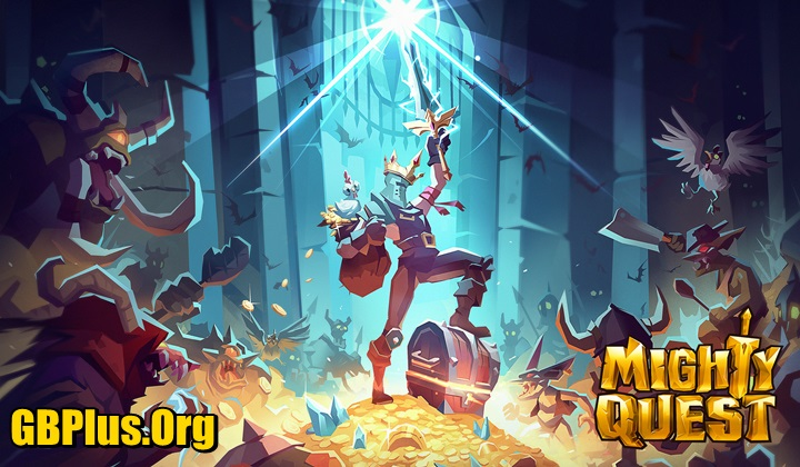 The Mighty Quest for Epic Loot Apk 7.1.1 Mod Download For Android