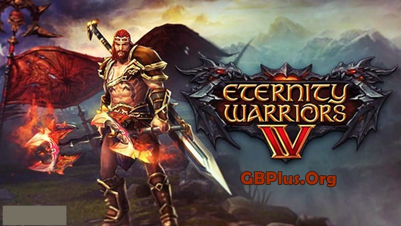 Eternity Warriors 4 Mod APK Download v1.3.0 Unlimited Data for Android