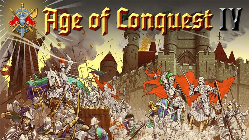 Age of Conquest IV Mod Apk 4.27.283 Download for android (Unlimited money)