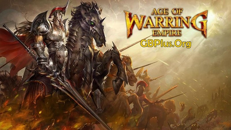 Age of Warring Empire Mod Apk Download 2.5.98 for Andriod (Gold / Money)