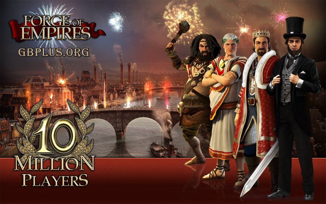 Forge of Empires Mod APK Download v1.205.15 (Unlimited Diamonds) for Android