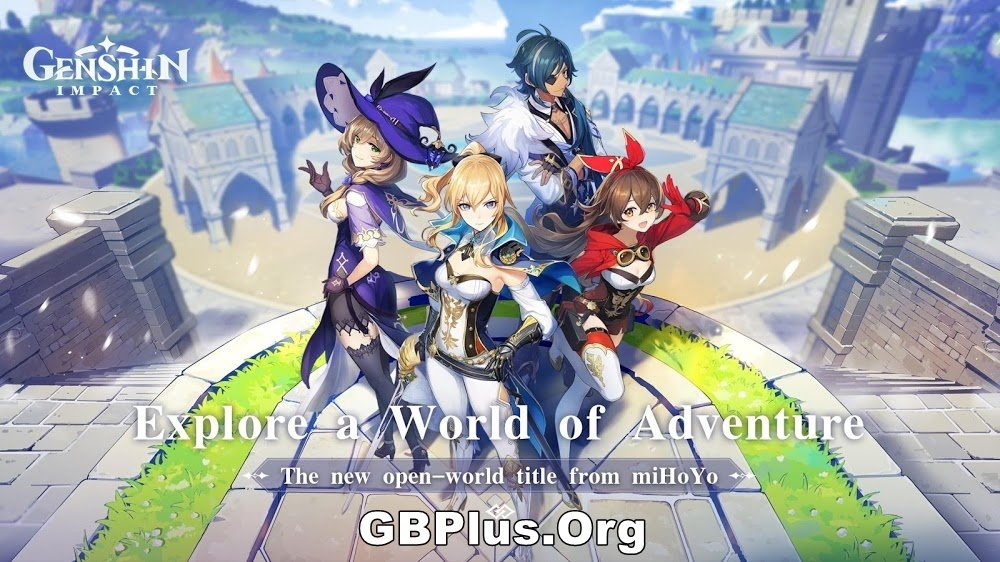 Genshin Impact APK Download 1.5.0_2574575_2578841 For Andriod