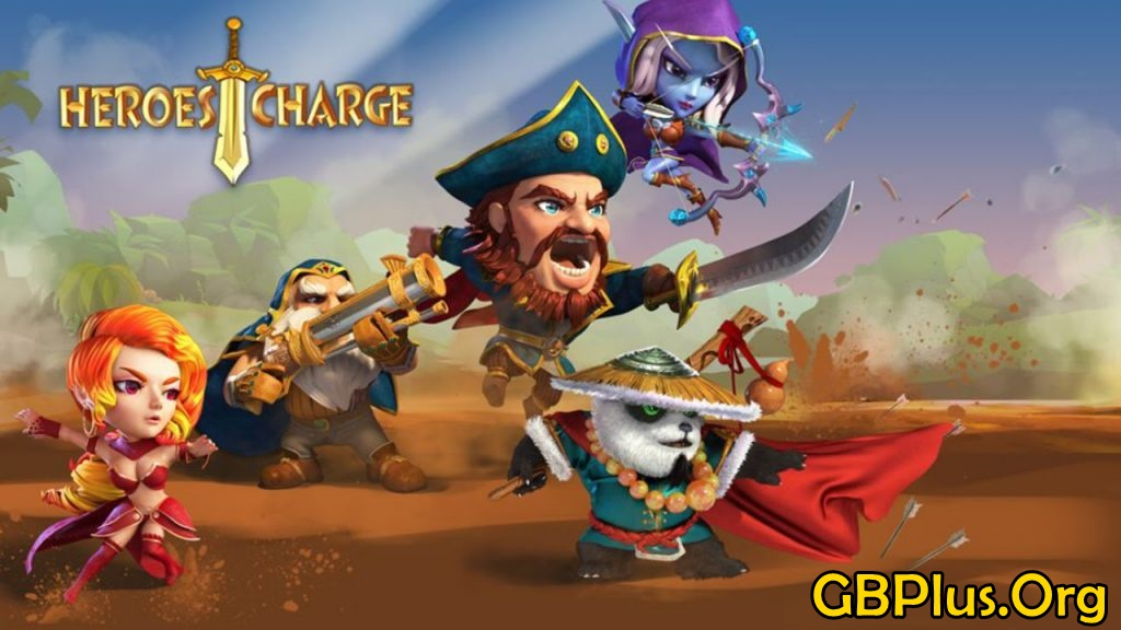 Heroes Charge Mod APK 2.1.262 Download Latest (Unlimited Money)