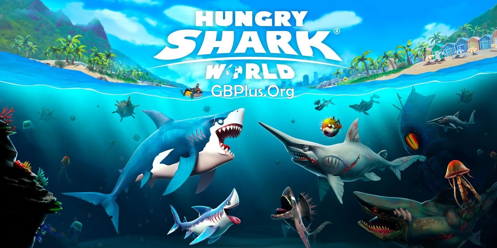 Hungry Shark World Mod APK Download 4.2.0 Latest For Andriod