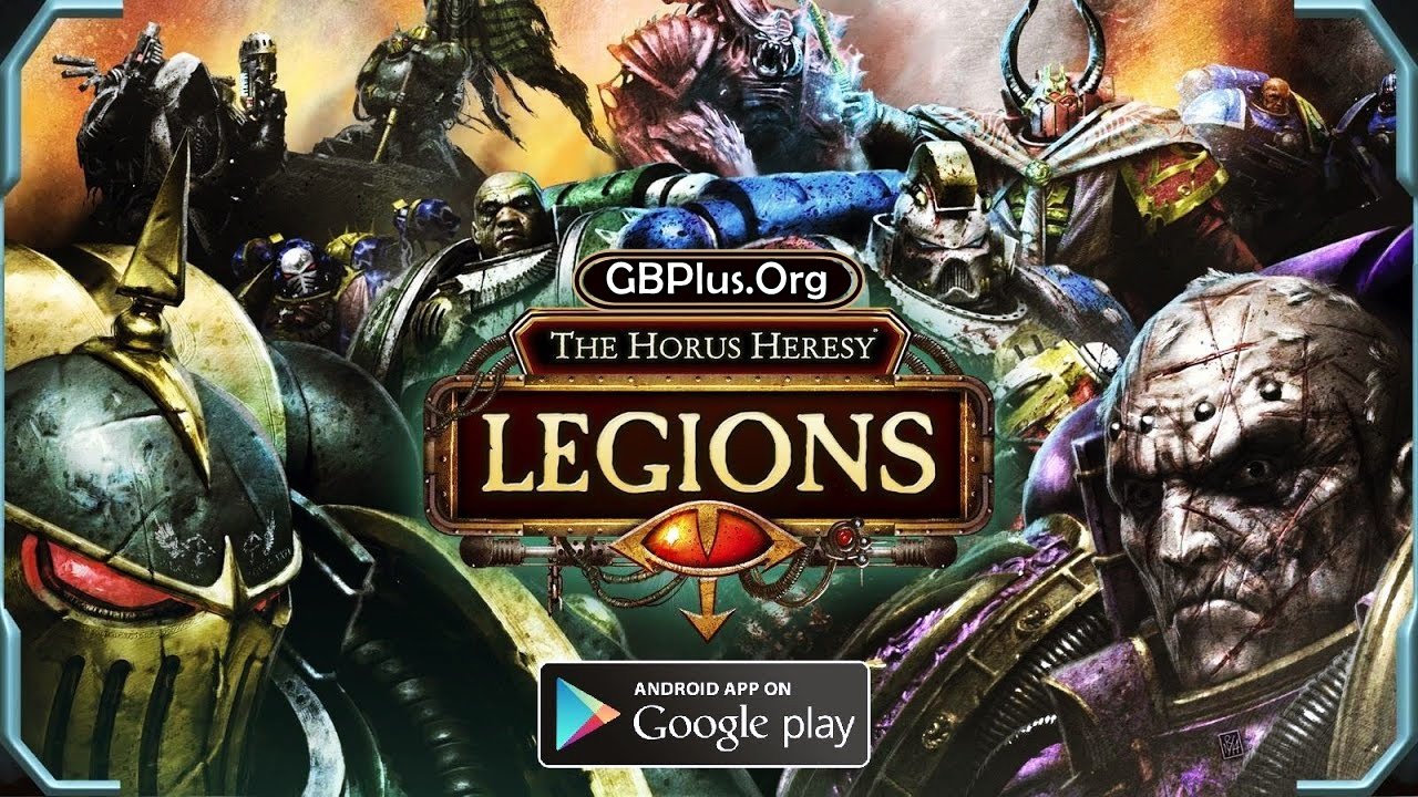 The Horus Heresy Mod APK Download 2.4.3 (Unlimited Resources)