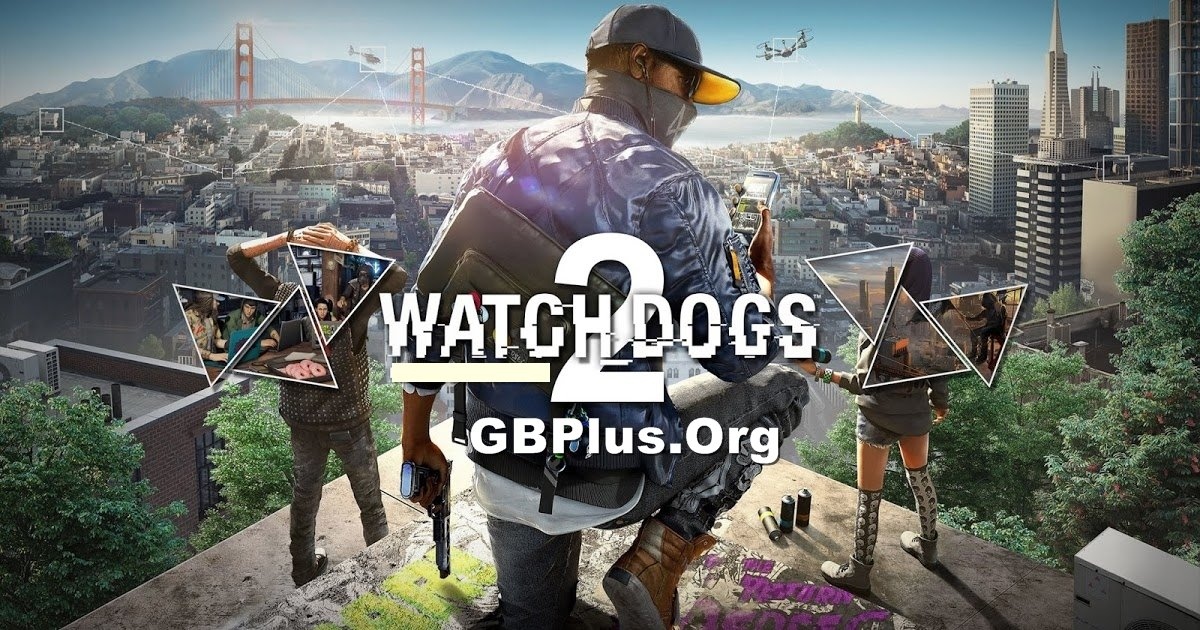 Watch Dogs 2 Mod APK Download v1.0 for Android