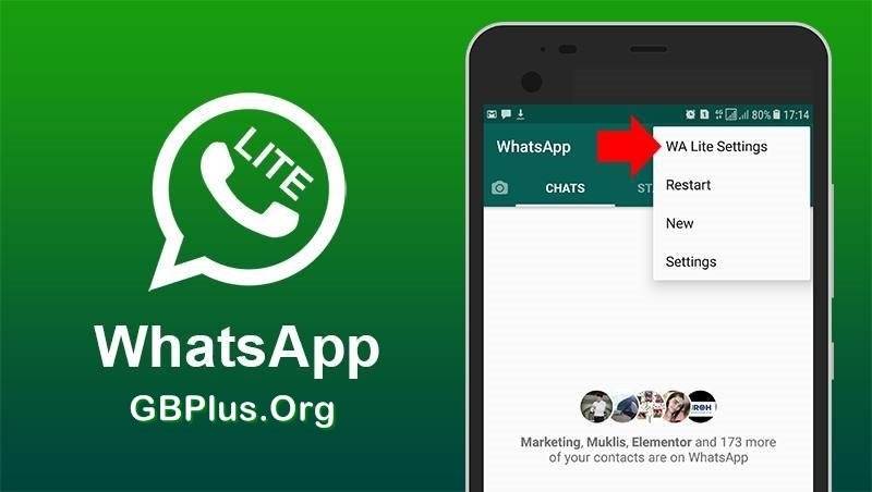 WhatsApp Lite Apk Download 2.6.0 Latest (Updated) Official Anti-Ban 2021