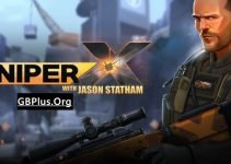 SNIPER X WITH JASON STATHAM Mod Apk 1.7.1 Download For Andriod